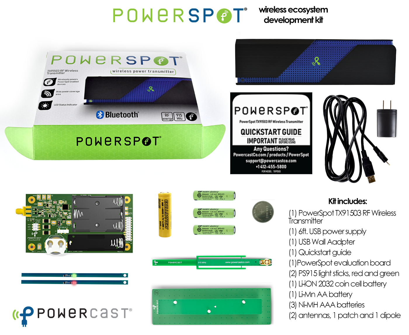 PowerSpot development kit 2